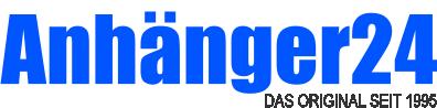 Anhänger24 Onlineshop | Anhaenger24.de-Logo