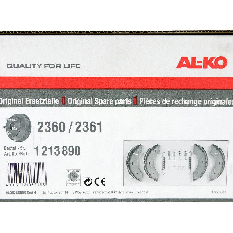 AL-KO-Bremsbacken 230x60 2360//2361