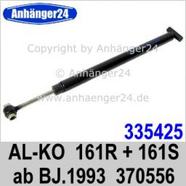 93 505 mm Auflaufdämpfer 370558 370557 Stoßdämpfer ALKO 161 S 161 R ab Bj